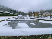 Salduero nevado