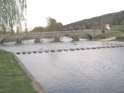 Río a su paso por Salduero