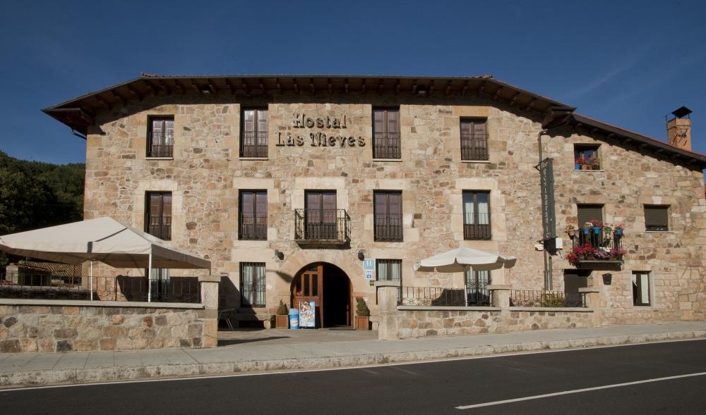 Instalaciones - Hostal Las Nieves